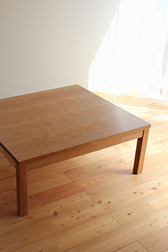 Low Table (with Drawer)