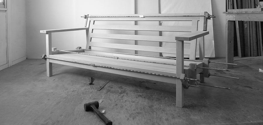 MOGU-KAGU Bench